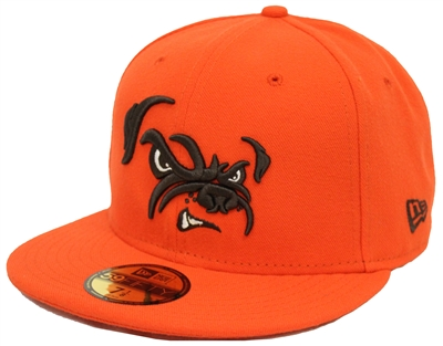 buy popular 6f4e2 5d0f7 ... switzerland new era 59fifty cleveland browns dawg pound orange fitted  cap t4h custom 1d553 53f1c