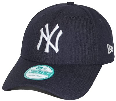 New Era 9Forty The League New York Yankees Navy Velcro Back 5bdc8dc633c